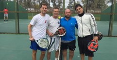 PADEL CABALLEROS T CL 2018